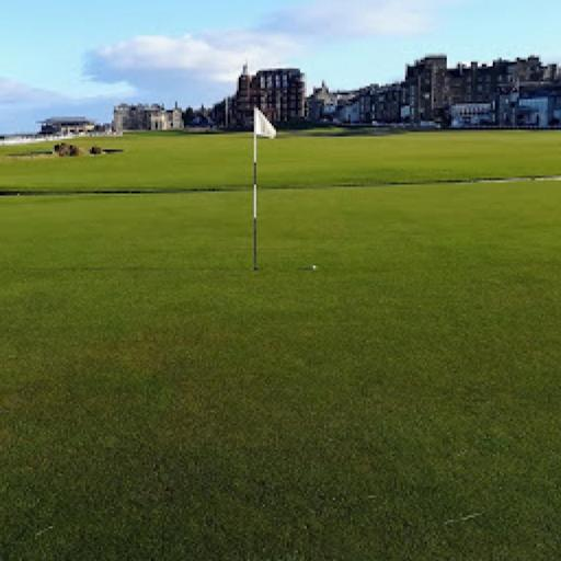 Old Course St Andrews Winter Golf